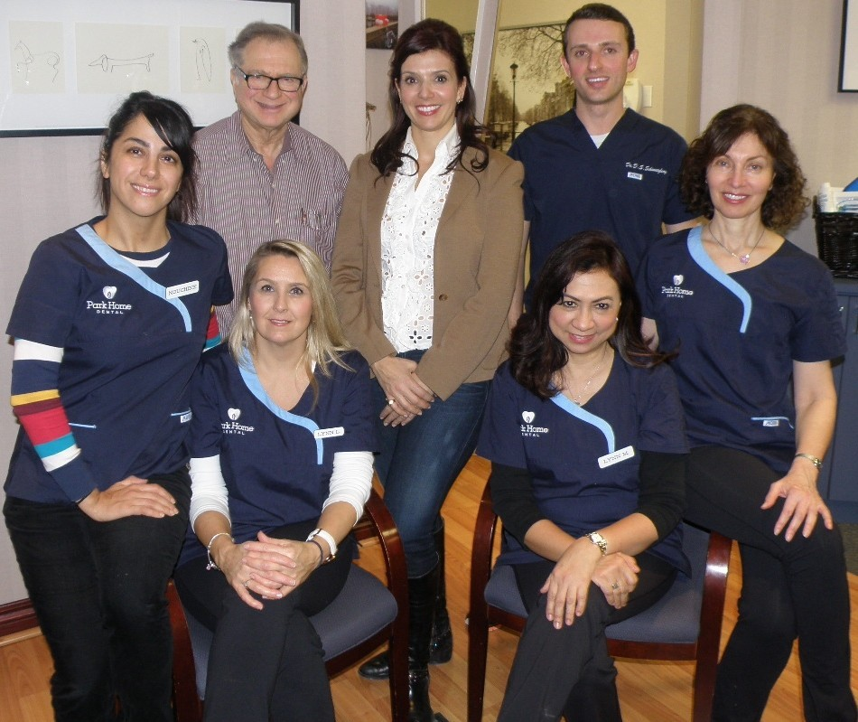 Dental Team in North York Dentistry