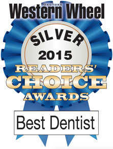 Cosmetic Dentistry in Okotoks - Western Wheel Award