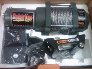 Winch , Power Line 3000