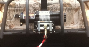Winch , Power Line 4500