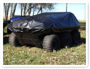Custom Argo Heavy Duty Transport Covers 1