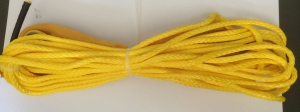 Winch Synthetic Cable – Yellow – 40'