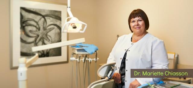 Dr. Mariette Chiasson