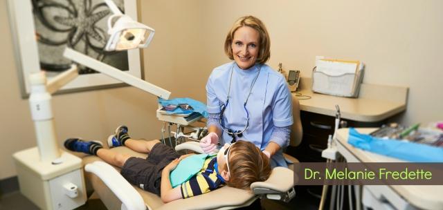 Dr. Melanie Fredette