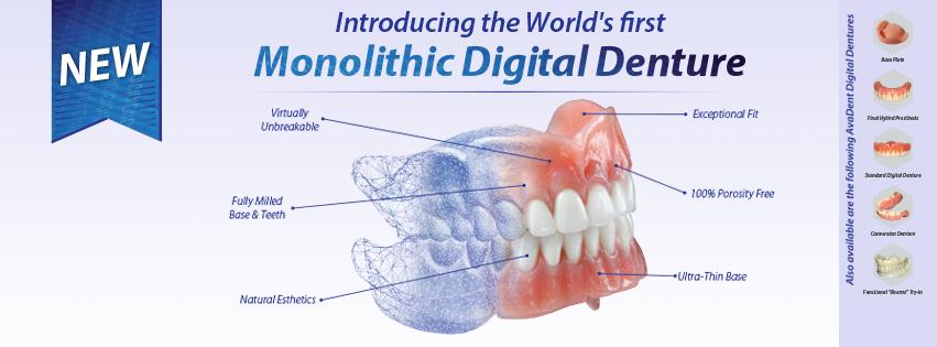 Digital Dentures in Ottawa