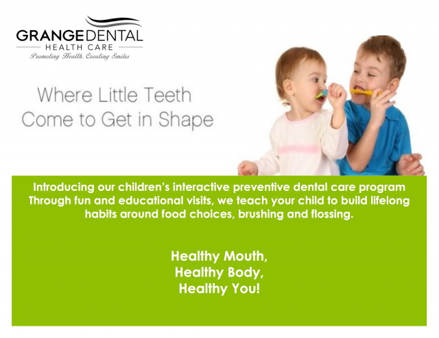 Guelph Pediatric Dentist