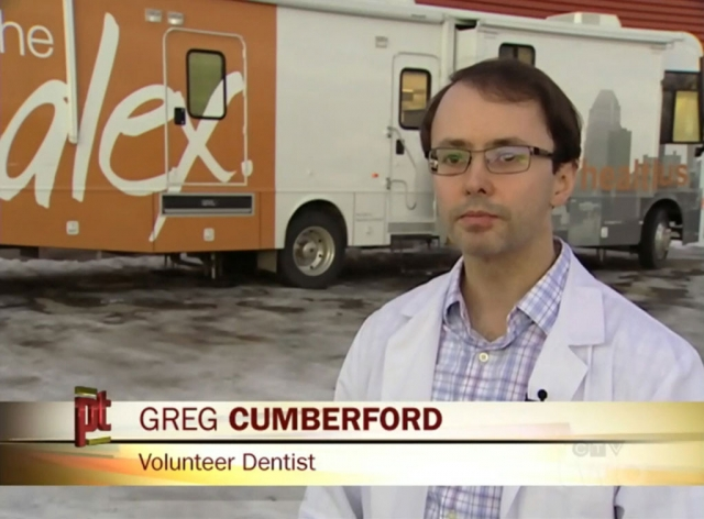 Calgary Dentist - Volunteer