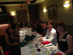 Westhills Dental Team Celebration